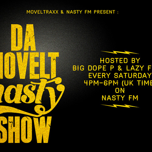 Guest Mix for Moveltraxx on NastyFM