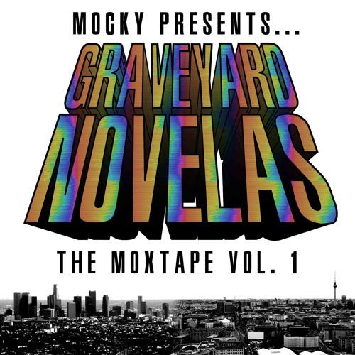 "MOCKY ""GRAVEYARD NOVELAS"" E.P. ( the Moxtape Vol.1 )"