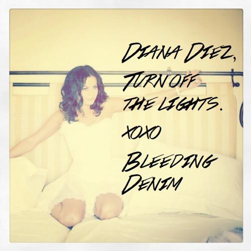 01 Turn Off The Lights (Bleeding Denim Remix)