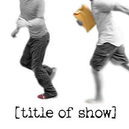 A Way Back To Then from [title of show]