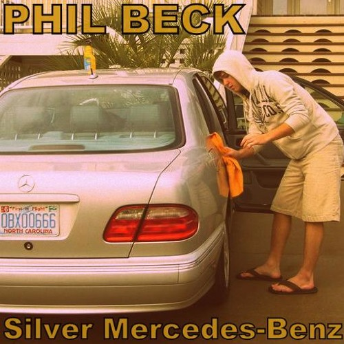 Phil Beck - Silver Mercedes-Benz