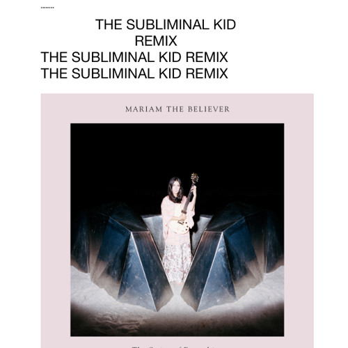 THE STRING OF // THE SUBLIMINAL KID