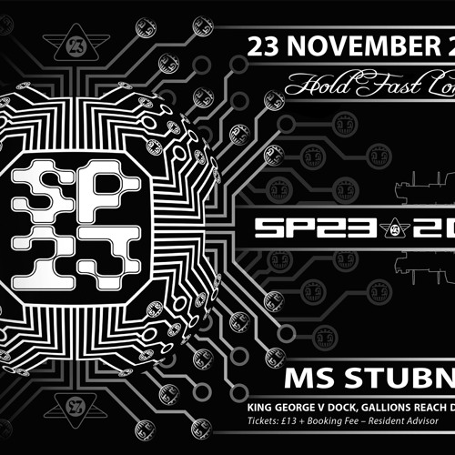 Sirius - DJ set aboard MS Stubnitz - SP23 party - 23/11/2012