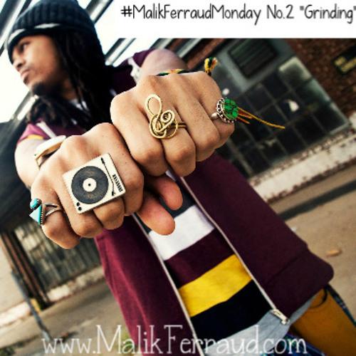 Malik Ferraud - Grindin' (Instrumentals - Meek Mill - Polo And Shell Tops Prod. Cardiak)