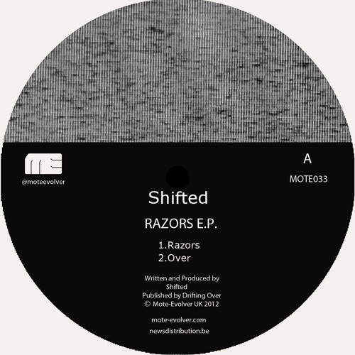 Mote033 :: Shifted - Razors