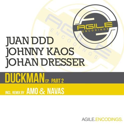 Juan Ddd & Johan Dresser - Hawkman (Amo & Navas Remix)