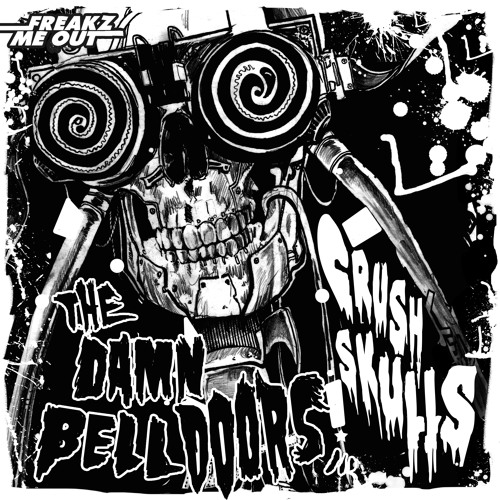 The Damn Bell Doors feat. Whiskey Pete - Crush Skulls (Original Mix)