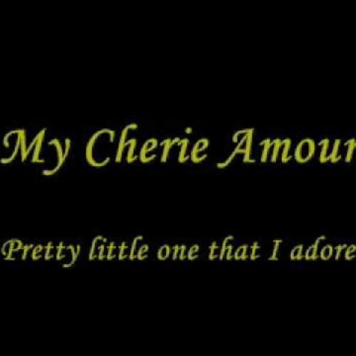 My cherie amour (stevie wonder cover)