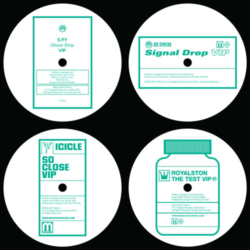 Medical EP (S.P.Y, Joe Syntax, Icicle, Royalston)
