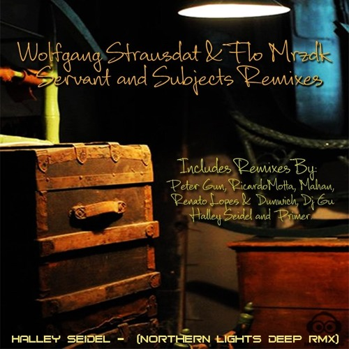 Wolfgang Strausdat & Flo Mrzdk - Servant and Subjects  - Halley Seidel -  (Northern lights deep rmx)