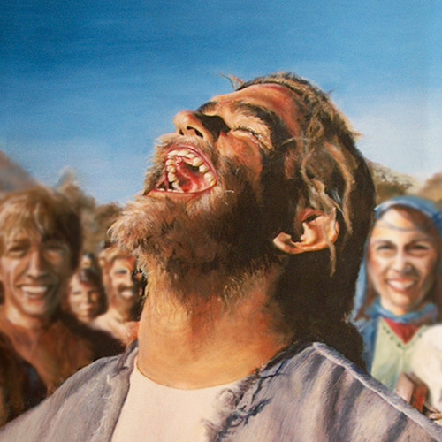 Laughing Jesus(Preview 2)