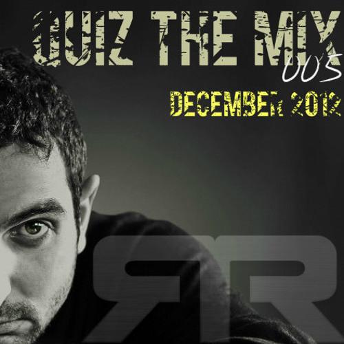 Quiz The Mix 005 - December 2012