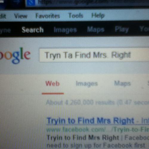Dmann - Tryn Ta Find Mrs. Right (2013)
