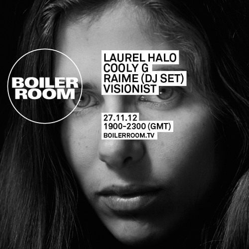 Cooly G 35 min Boiler Room Mix