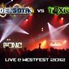 Ed E.T & D.T.R Vs Toxic Ft. MC Shocker - Westfest 2012 (FREE DOWNLOAD!!)