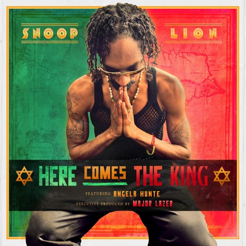 "Snoop Lion ""Here Comes The King"" f. Angela Hunte (Exec. Prod. Major Lazer)"