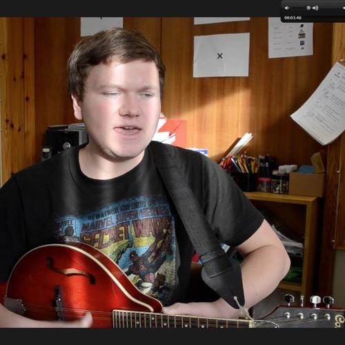 The Milestones School - Volcano, Leave me alone! Mandolin Acoustic Verison
