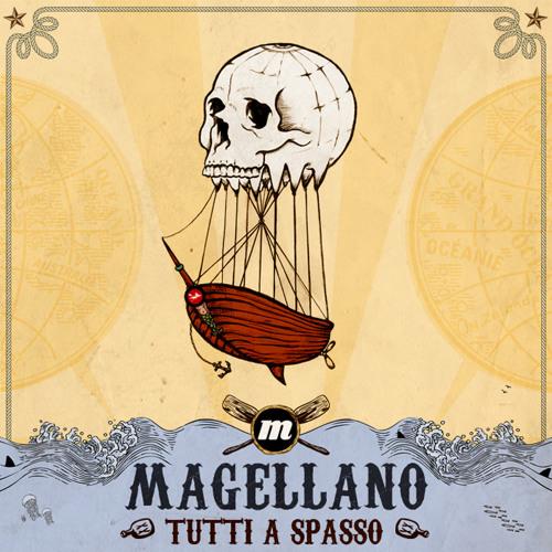Magellano - Tutti a spasso (feat. La Escobar)