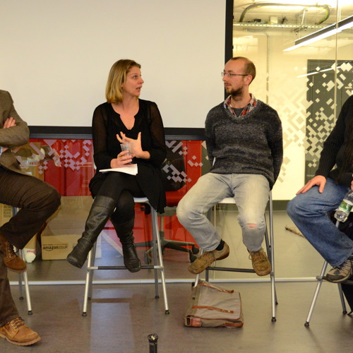Panel discussion on technology and music/sound education