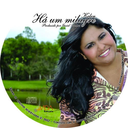 CD Há um milagre - Música: Há um milagre (Composição: Geziel Freitas)