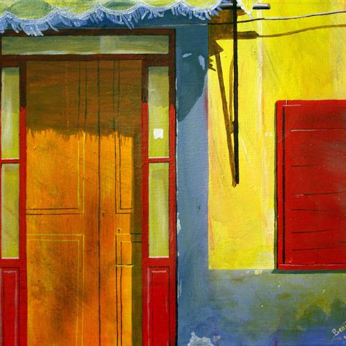 The Yellow Door - Will Brown - Acoustic Guitar