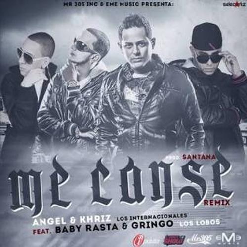 Angel & Khriz Ft Baby Rasta & Gringo – Me Cansé