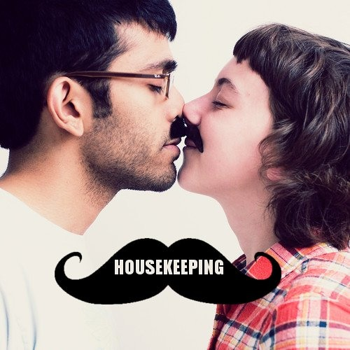 HOUSEKEEPING's - Movember's Prickly Kisses Mixtape // FREE DOWNLOAD