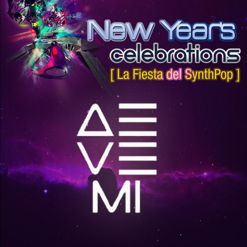 Saludos Aevemi - New Years Celebrations [la fiesta del synthpop]