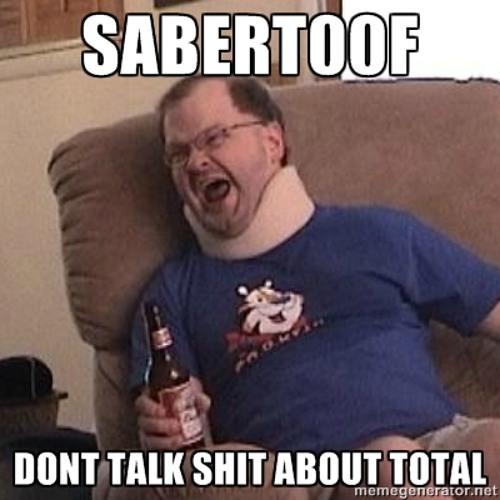Sabert00f- DONT TALK SHIT ABOUT TOTAL (Neumtec▼Familiteam Exclusive)