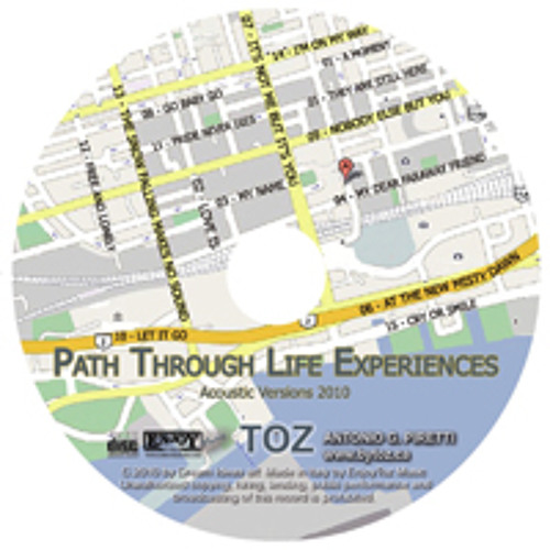 THEY ARE STILL HERE - TOZ Antonio Piretti - album: Path Through life experiences