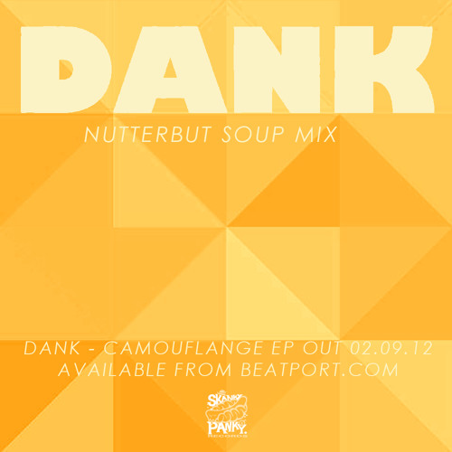 NUTTERBUT SOUP MIX-DANK