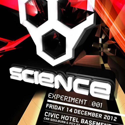 Cyber - Vicious Rumour (Science Experiment #001 Promo)