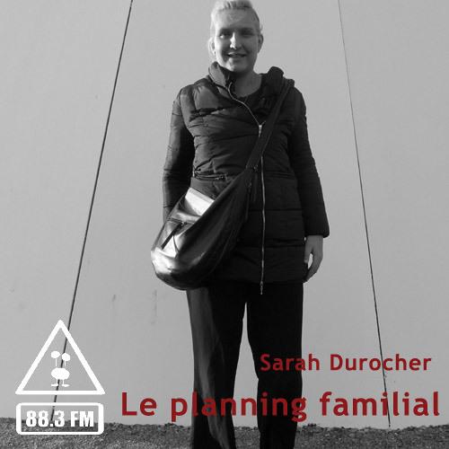 #ITW - OEPDM - Sarah Durocher du Planning Familial.