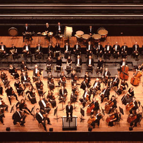 Electronic orchestral music