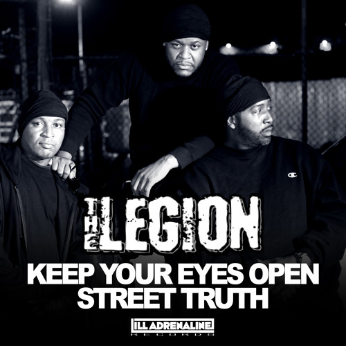 "The Legion ""Keep Your Eyes Open"""