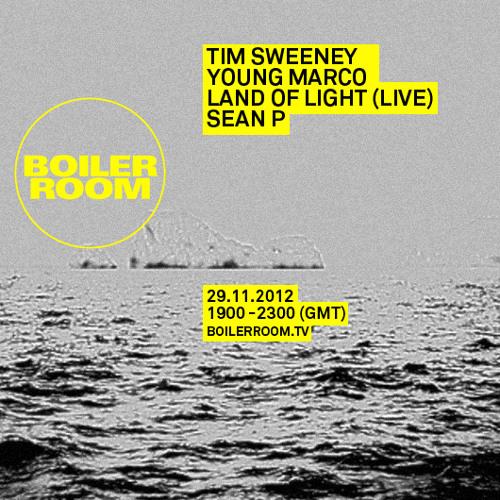 Sean P 50 min Boiler Room Mix