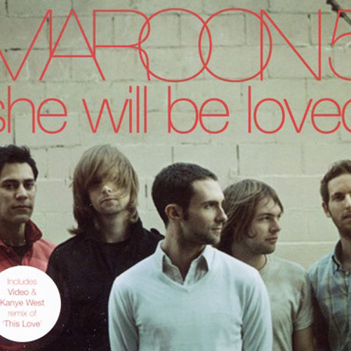 Maroon 5 - She Will Be Loved (Tom Franks Remix)