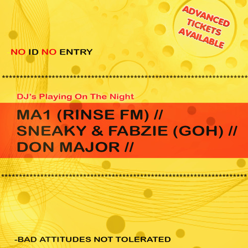 Majestic Circles Launch CD Mixed by DJ Fabzie
