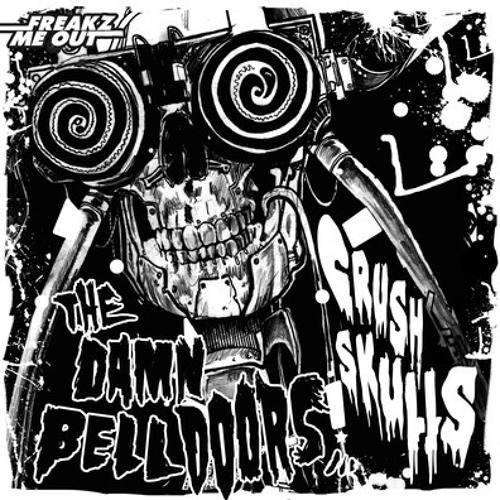 KNOCKOUT tzr - The Damn Bell Doors ft. A Girl & A Gun