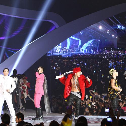 Big Bang - Monster in Me [MAMA 2012]