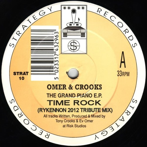 Omer & Crooks - Time Rock (RyKennon 2012 Tribute Mix) (MASTER)