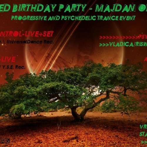 Addicted Birthday Party @ Majdan Vrsac (09-06-2012)