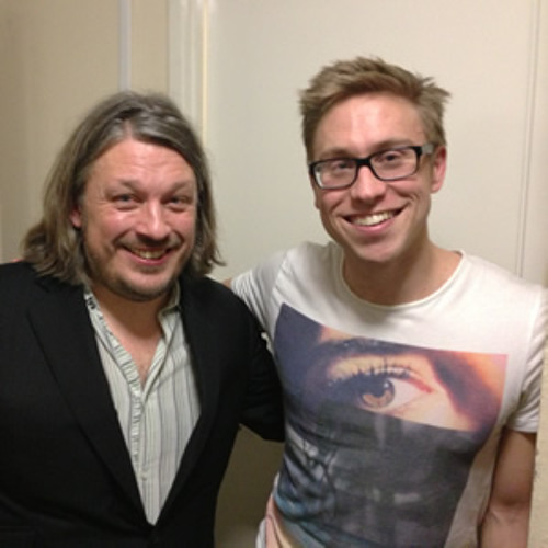 Richard Herring's Leicester Square Theatre Podcast - Episode 16 - Russell Howard