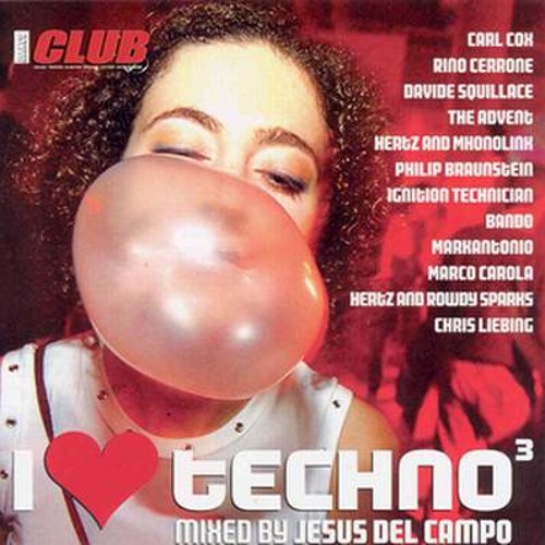 I love techno 3