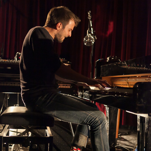 Nils Frahm - Live at Incubate 2012