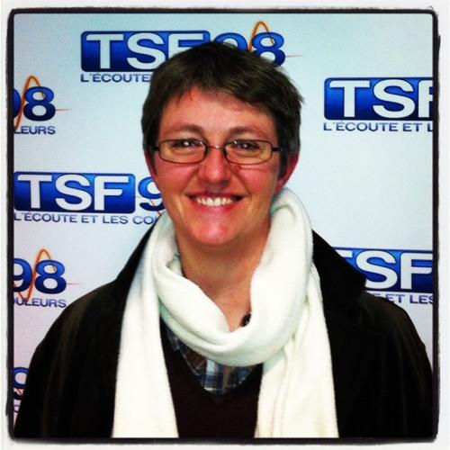 Sandrine Banville de l'association Biomasse Normandie