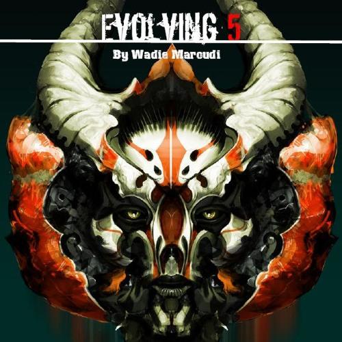 Wadie Maroudi - Evolving N. 5 (Liquid Drum&Bass Mix)