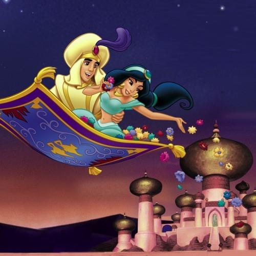 Dinda - Dongeng Aladdin ( A Whole New World )