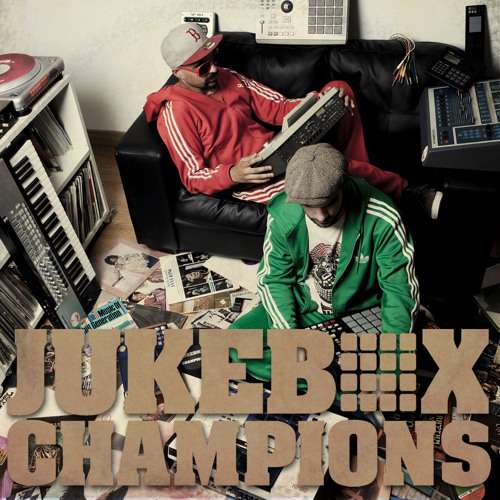 JUKEBOX CHAMPIONS - YOU CAN CALL ME JOE JOE feat. KID CREOLE