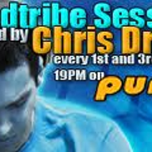 Chris Drifter - Soundtribe Sessions Mix [Dec 03 2012] on Pure.FM